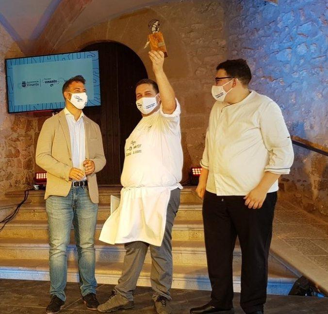 El Restaurante Teruel Vinaròs recibe el 3r premio del Concurso de Cocina Aplicada al Langostino de Vinaròs